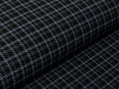 Bengaline - Karos ca. 2 cm x 2 cm - schwarz