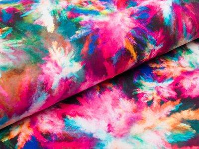 Jersey - Batikoptik - multicolor