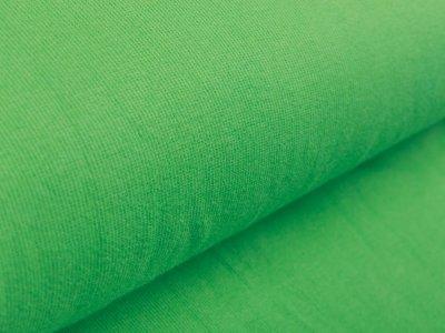 Ripp-Bündchen Sanetta Schlauchware 80 cm - uni grasgrün