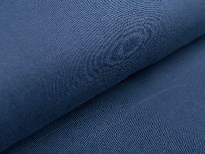Ripp-Bündchen Sanetta 115 cm - uni indigoblau