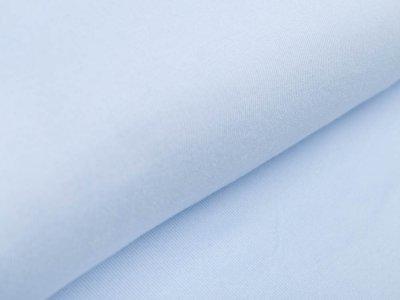 Ripp-Bündchen Sanetta  115 cm - uni pastellblau