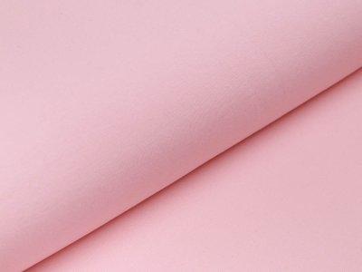 Sweat French Terry - uni zartes rosa