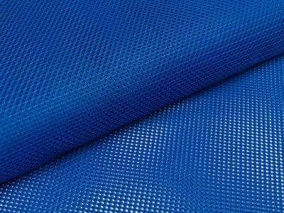 Mesh-Netzstoff - kobalt blau
