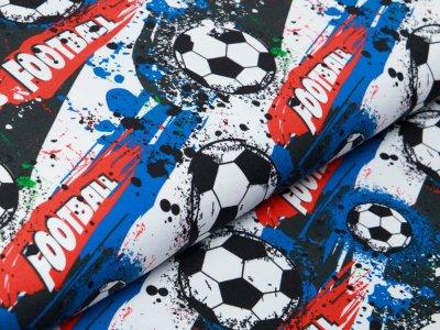 Jersey Swafing Klaas - Fußballdesign - weiß