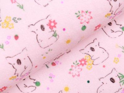 Nicki - süße Koalas - rosa