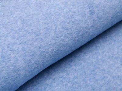 Wellnessfleece Swafing Felix - uni blau