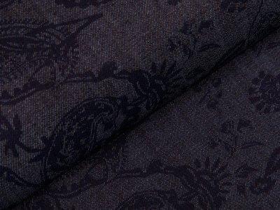 Webware Jeansstoff - Bothe-Muster - denim jeans