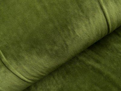 Nicki - uni dunkles grün