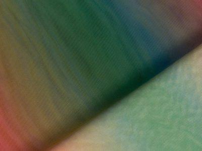 Regenbogen Tüll - multicolor
