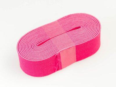 Gummiband 2m x 15mm pink