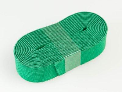 Gummiband 2m x 20mm grasgrün