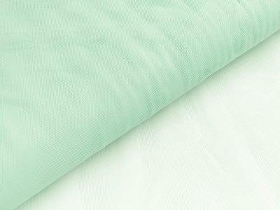Tüll - uni helles grün