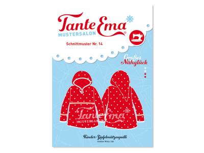 Papierschnittmuster Tante Ema - Zipfelmützenpulli - Kinder