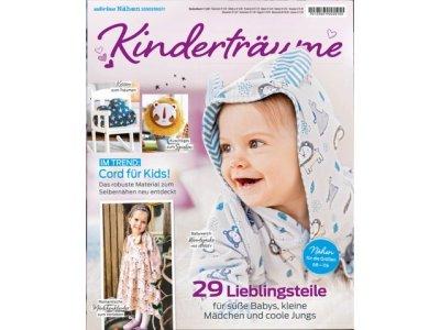 Zeitschrift Sabrina Kinderträume Sonderheft - Baby und Kinder