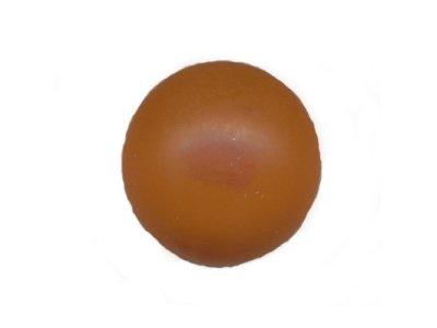 Knopf 20 mm orange