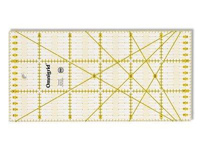 Omnigrid-Patchwork-Lineal  15 x 30 cm