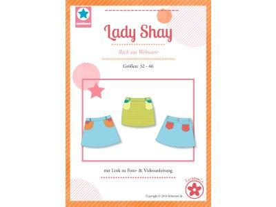 Schnittmuster - Lady Shay - Damenrock von miaLuna