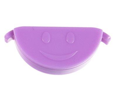 Saumhilfe Smiley magnetisch - flieder