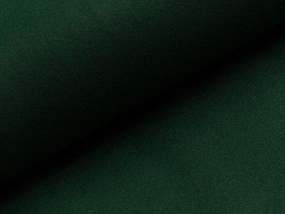 Filz Extrabreit 180cm - dunkelgrün