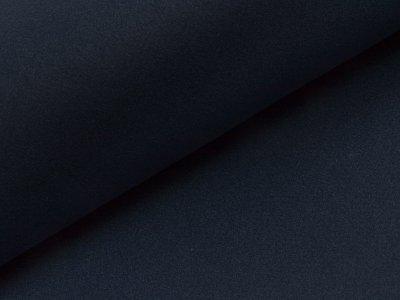 Filz Extrabreit 180cm - dunkelblau