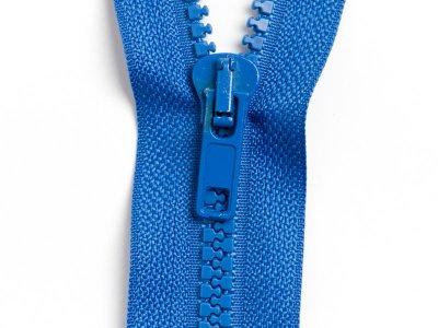 Reißverschluss teilbar 80 cm - marineblau