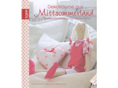"""Buch """"Dekoträume aus Mittsommerland"""""""