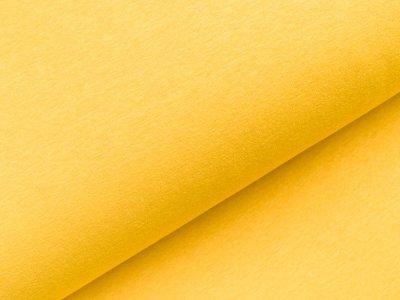 Alpenfleece meliert - gelb