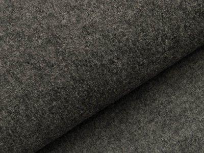 Walkloden - meliert grau