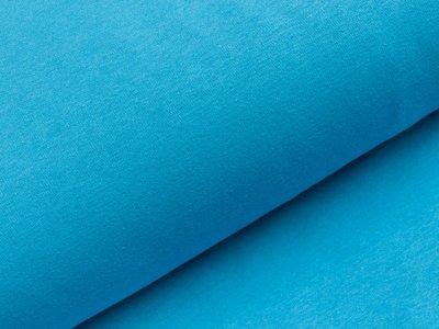 Alpenfleece - uni - blau