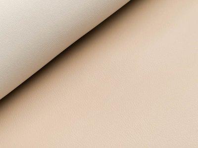 Struktur Kunstleder - beige
