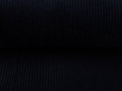 Breitcord uni nachtblau