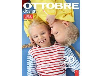 Ottobre design Kids Frühjahr 3/2020