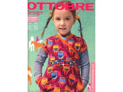 Ottobre design Kids Herbst 4/2013 (Reprint)