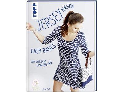 """Buch """"Jersey nähen"""" von Julia Korff"""