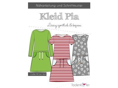 Papier-Schnittmuster Fadenkäfer PIA Kleid Mädchen