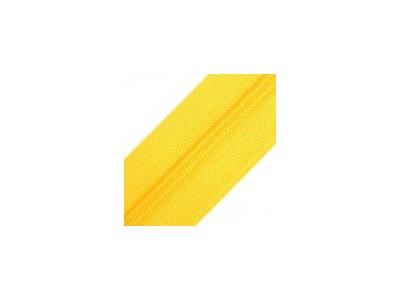 Endlosreißverschluss 25 mm - gelb