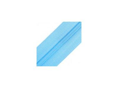 Endlosreißverschluss 25 mm - helles blau