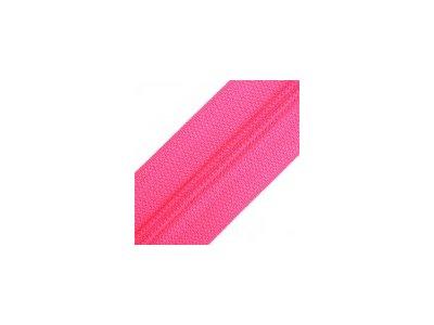 Endlosreißverschluss 25 mm - pink
