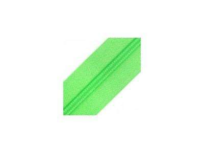 Endlosreißverschluss 25 mm - maigrün