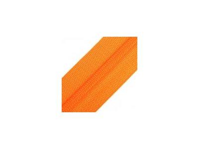 Endlosreißverschluss 25 mm - orange