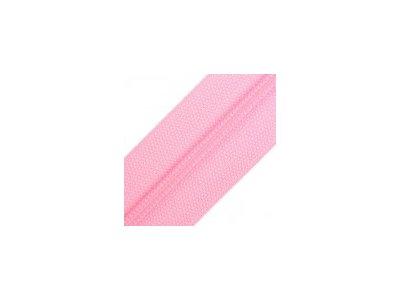 Endlosreißverschluss 25 mm - rosa