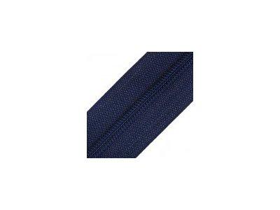 Endlosreißverschluss 25 mm - marineblau
