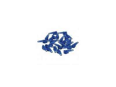 Slider/Automatikschieber 5 Stück  - royalblau