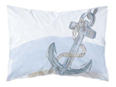Webware Baumwolle PANEL 30 cm x 40 cm - maritimer Anker