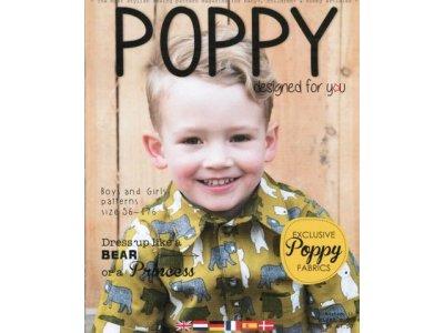 Zeitschrift Poppy Sommer Edition 11