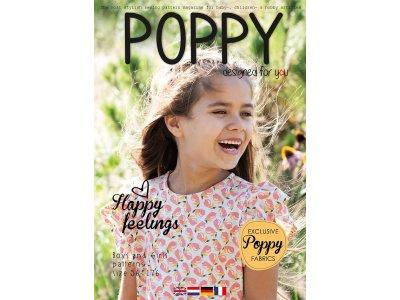 Zeitschrift Poppy Sommer Edition 14