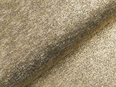 Seemanns-Sweat mit Foliendruck - dunkles grau/gold