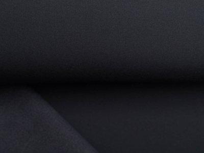 Jackenstoff Softshell - uni dunkles grau