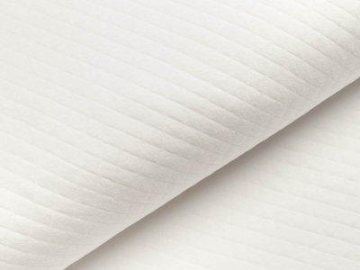 Jersey Rautenstepper - uni weiß