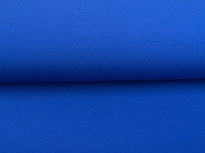 Sweat French Terry Organic Cotton - uni royalblau